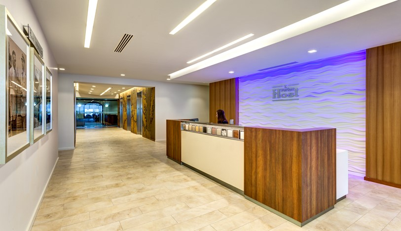T. Parker Host Corporate Office  •  Norfolk, VA